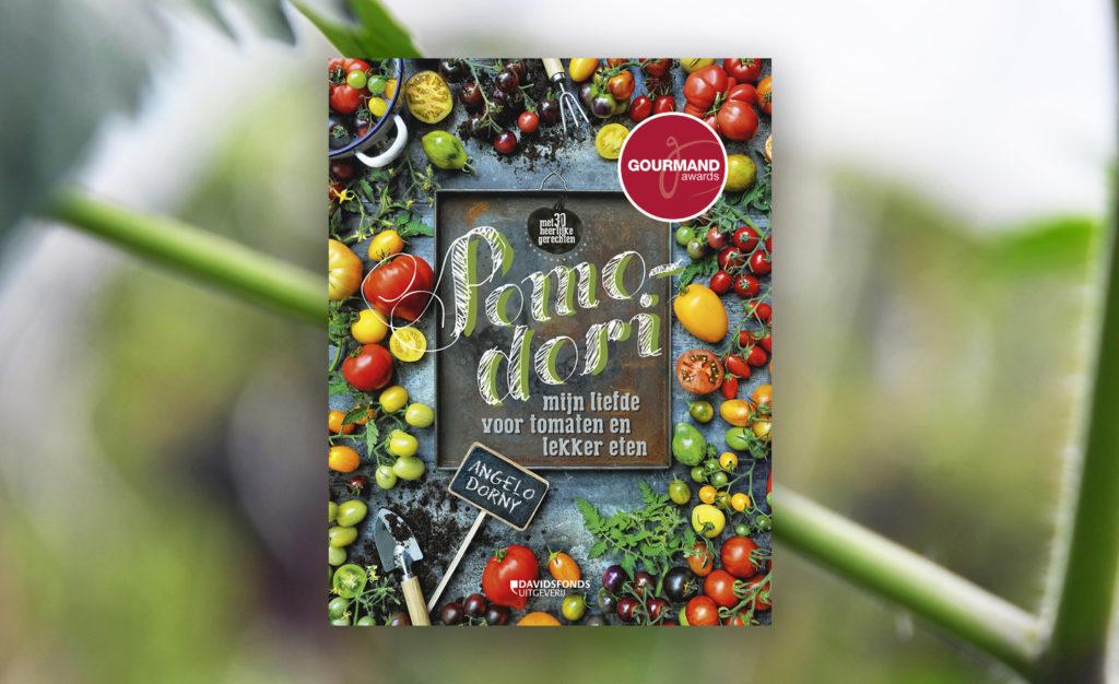 Pomodori is beste fruitboek van België