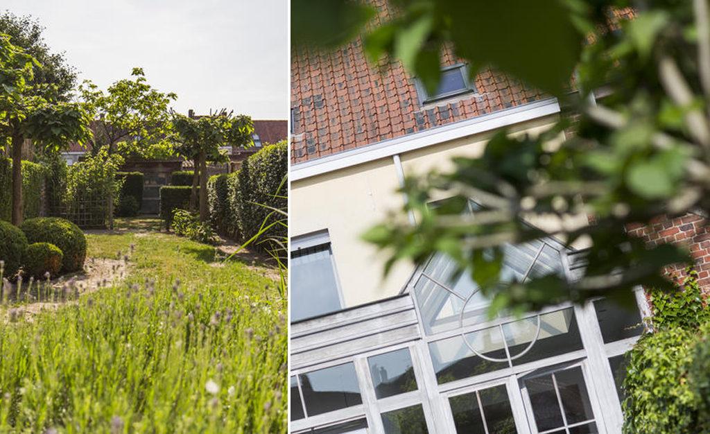 Renovatie Smalle Tuin : Plannen maken voor een nieuwe tuin angelo dorny